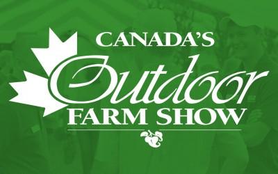 Canada's Outdoor Farm Show 2017