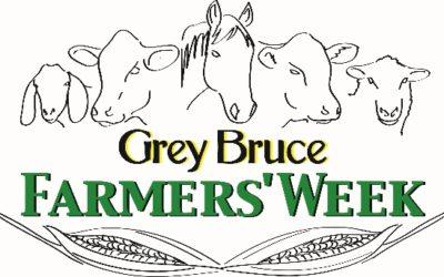 Grey Bruce Farmer's Week 2018